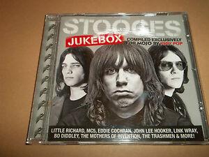 MOJO-STOOGES-JUKEBOX-BY-IGGY-POP-15-TRACKS-CD-ALBUM-UK-FREEPOST