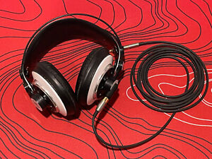 AKG M220 studio headphone monitors