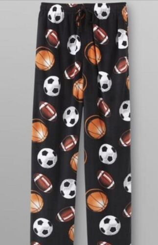 "BALLS Football Soccer Lounge Pants Pajamas Men's Extra Large NeW XL 40""-42"" Pjs"
