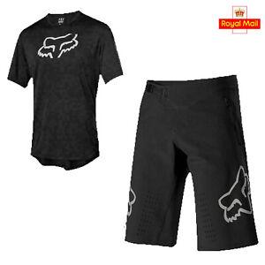 Fox Racing Demo Fox Shorts Men/'s MTB DH Mountain Bike Shorts Summer