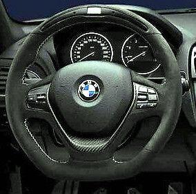 Bmw M Performance F30 Original Alcantara Leather Steering Wheel Led