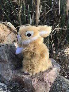 Gift or Magic Prop Easter Basket Decor Bunny Rabbit mini Furry Animal Baby