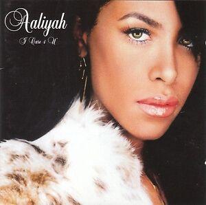 Aaliyah-CD-DVD-I-Care-4-U-France-EX-EX