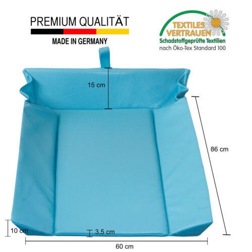 Wickelauflage vom Hersteller Wickelunterlage schadstofffrei abwaschbar NEU