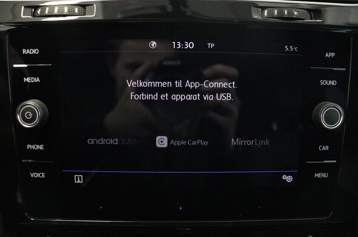 VW Golf VII TSi 150 Highline DSG