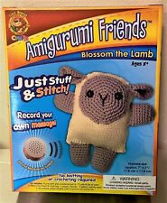 Amigurumi Friends Kit Blossom The Lamb New and Unopened Great Personalized Gift
