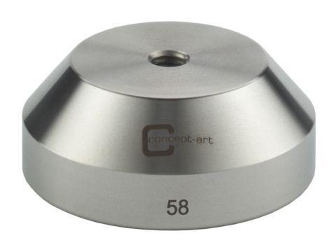 JoeFrex Tamper-Basis Classic 57 mm Edelstahl