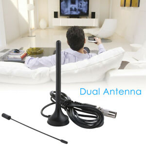 Indoor-HD-Digital-TV-Aerial-Freeview-Mini-Antenna-Portable-Magnetic-Base-DTA180