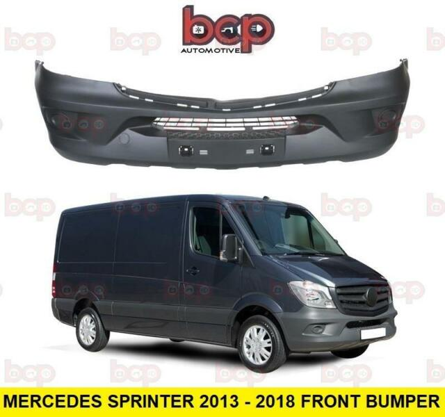 MERCEDES SPRINTER 2014 - 2018 FRONT BUMPER TEXTURED INSURANCE APPROVED