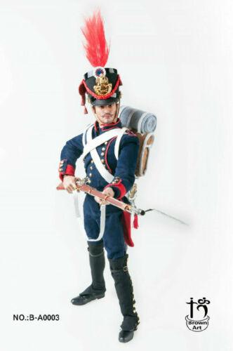 Brown Art 1//6 Napoleonic Serie of Field Artillery Figure Deluxe Ver B-A0003D