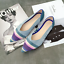 Womens-The-Pointed-Toe-Flats-Environmental-Fashionable-Shoes-Collection thumbnail 1