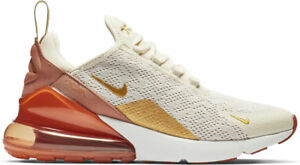 Details about {AH6789 203} Women's Nike Air Max 270 Light Cream *NEW*