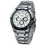 Curren-8084-1-Silver-Black-White-Stainless-Steel-Watch thumbnail 2