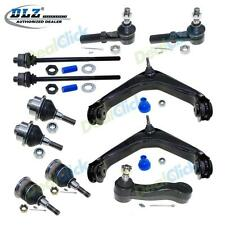 For 2001-2010 Chevrolet Silverado 2500 HD Front Control Arm Ball Joint Tie Rods
