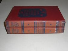 Pictorial History Of The Second World War II 1944 HC Vols. I & II