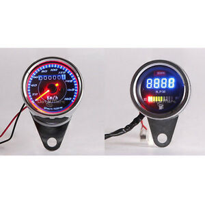 LED-Speedometer-Tacho-Fuel-Gauge-For-Honda-Goldwing-GL-1100-1200-1500-1800-Valky