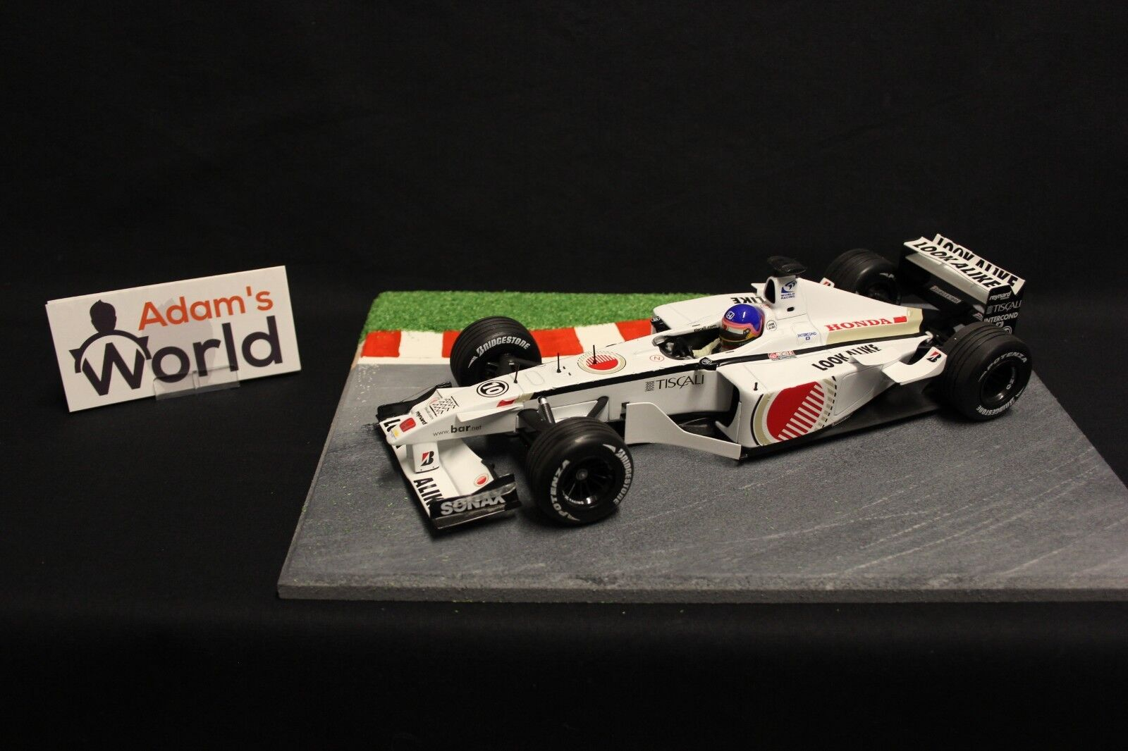 Bar 2001 - 03 18 minichamps   10 jacques villeneuve (can) (f1nb)