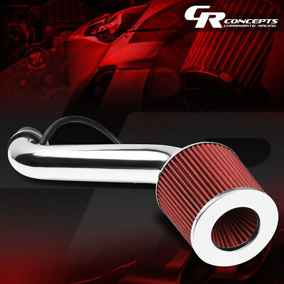 RED BLACK AIR INTAKE KIT FIT 1995-1999 Eclipse 2.0L RS GS NON-TURBO NT