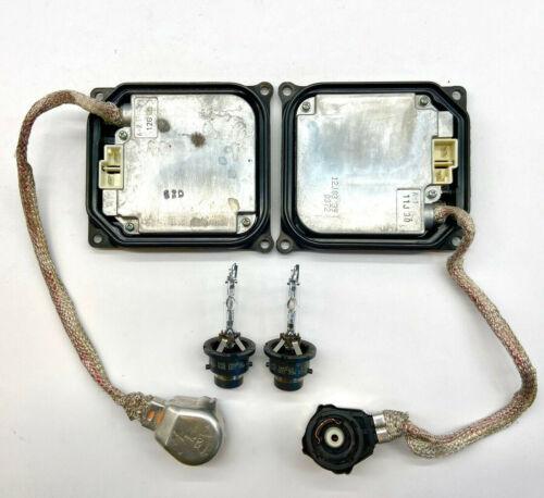 2x OEM 06-13 Lexus IS 250 350 Xenon Ballast Igniter /& HID D4S Bulb Kit Computer