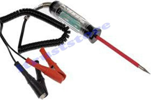 AUTO ELECTRICAL HIGH LOW VOLTAGE CIRCUIT POWER GROUND ENGINE CONTROL TESTER TOOL