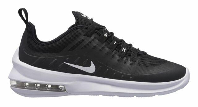 Nike Hommes Chaussure de Loisir Air Max Axe Noir Blanc