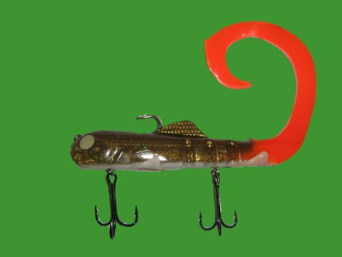 BULL DOGS MUSKIE LURES HONEYCOMB
