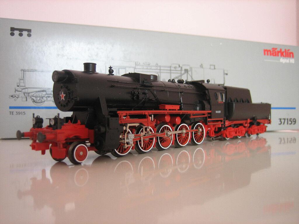 Märklin h0 37159 Steam Locomotive Digital NEW