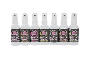 Mainline-Bait-Spray-50ml-Pineapple-amp-Milky-Toffee-Flavours-Fishing-Bait