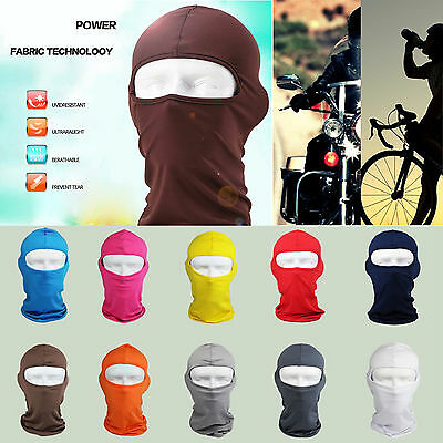 Unisex Outdoor Full Face Mask Head Neck SKI UV Protection Balaclava Cycling Bike