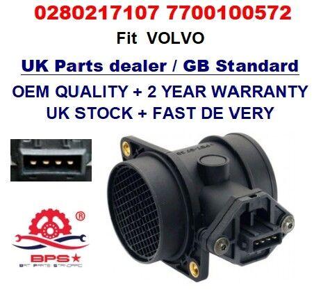 Mass Air Flow meter Sensor 0280217107 0281002195 for VOLVO V70 I C70 I S70 850