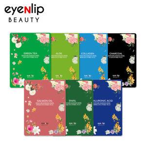 EYENLIP-Charcoal-Moisture-Essence-Mask-25ml-1-2-5pcs-Lot