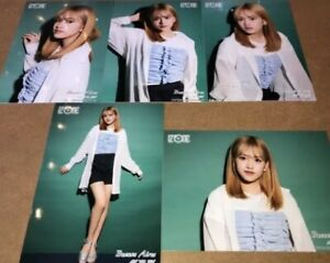 IZ-ONE-IZONE-Buenos-Aires-JPN-Event-Official-AN-YUJIN-Photocard-5set-from-JPN