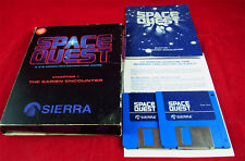 Atar ST: Space Quest Chapter I: the Sarien Encounter-Sierra Black Box