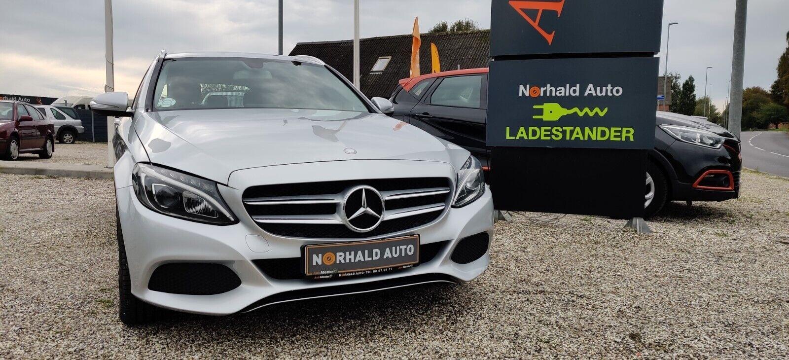 Mercedes C220 2,2 BlueTEC stc. aut. 5d - 244.900 kr.