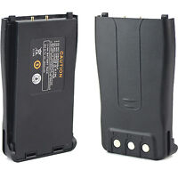 2× 2800mah Radio Li-ion Battery For Baofeng Bf-888s Retevis H777 Us Local Ship