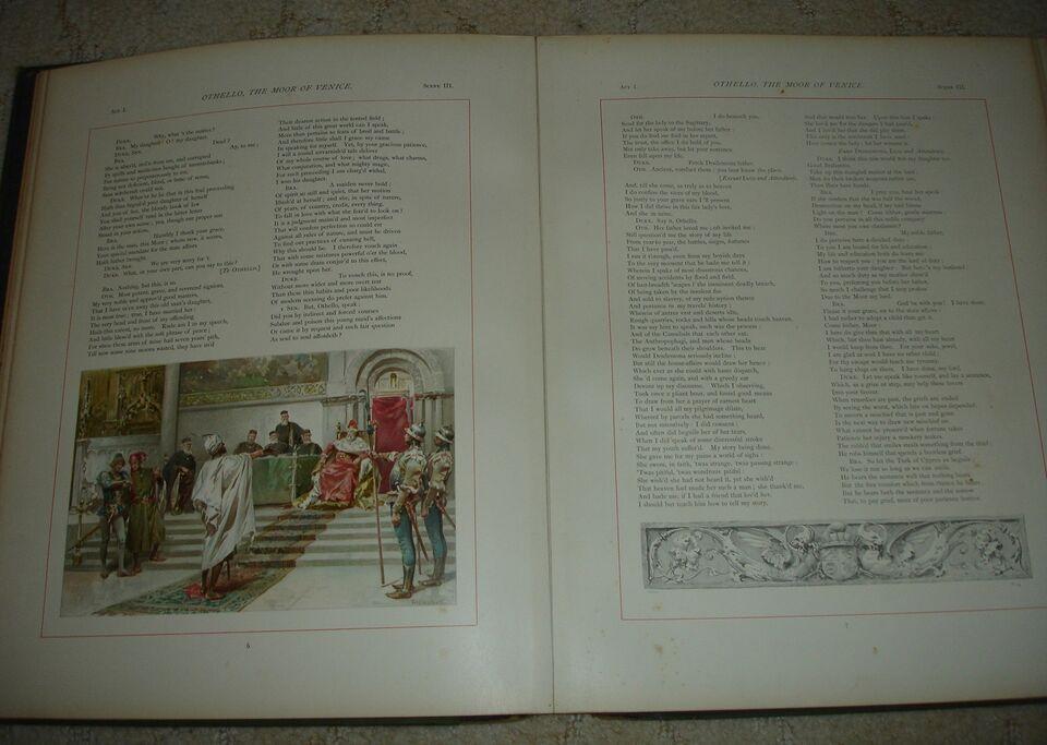 Bøger og blade, Shakespeare