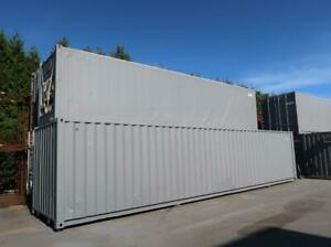 45 ft Damaged High-Cube Container British Columbia Preview