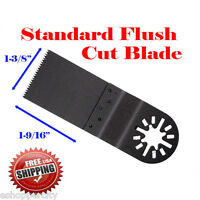 Standard Flush Cut Oscillating Multi Tool Saw Blades For Genesis Ryobi Jobmax