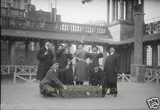 RELEASE OF PIGEONS - 1915 NEW YORK - WASHINGTON PIGEON RACE - REPRINT PHOTO