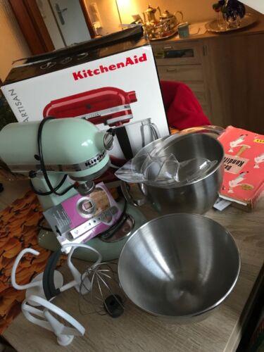 KitchenAid 5KSM150PSEWH 20 Tassen Küchenmaschine | eBay