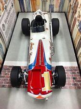 Carousel 1 AJ Foyt Sheraton Thompson 1964 Indy 500 Winner Watson Roadster 1/18 +