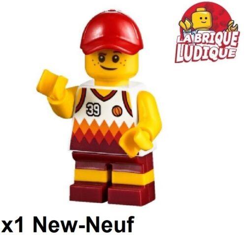 Lego Figurine Minifig petit garçon enfant child small boy cty770 60153 NEUF