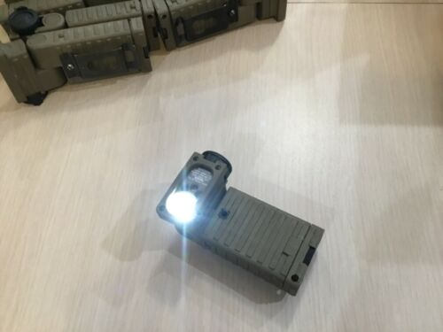 Streamlight SIDEWINDER U.S Military Tactical Helmet Emergency Flashlight IR
