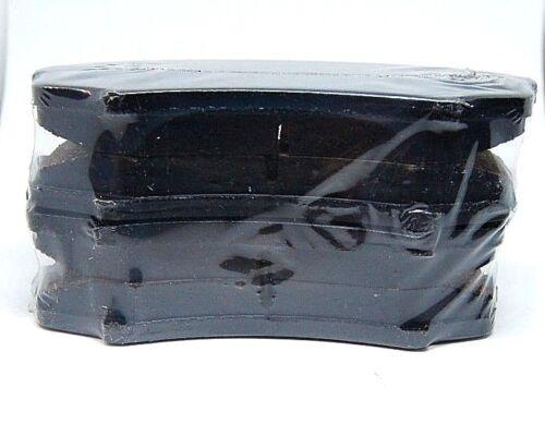 Front and Rear Ceramic Brake Pads Toyota Landcruiser 4.2 VX HDJ80 1HD-T 90//98