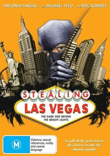 1 of 1 - Stealing Las Vegas (DVD, 2012)R4**Brand New Shrink Wrapped**