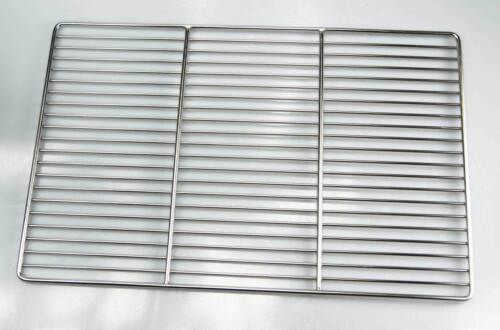 2-teiliger Edelstahl Grillrost 52 x 44,3 cm Griffe für Weber E 210 ab 2013