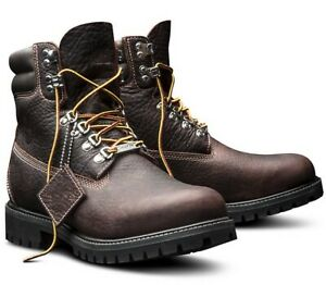how to serch enjoy best price bright in luster Details about Timberland Men's Limited Release 640 Below 6-Inch Highway  Leather Boots A1UKI