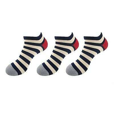 Women/'s Rayon From Bamboo Fiber Colorful Stripe Ankle Outdoor Home Socks Asst D