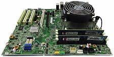 HP 611835-001 Compaq 8200 Elite Tower LGA1155 Motherboard, Heatsink, 4GB RAM