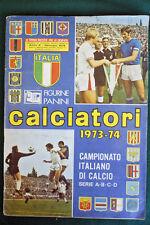 ALBUM CALCIATORI PANINI 1973-74 COMPLETO
